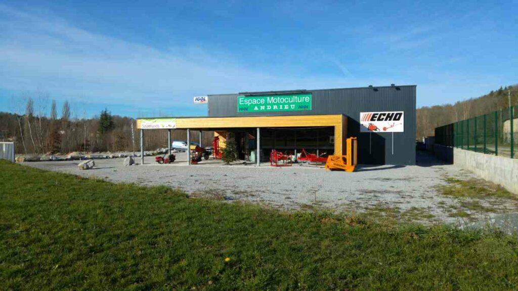 Motoculture - Ferronnerie Andrieu est spécialisée dans la vente et le conseil en équipements et matériels de motoculture à Cazals 17