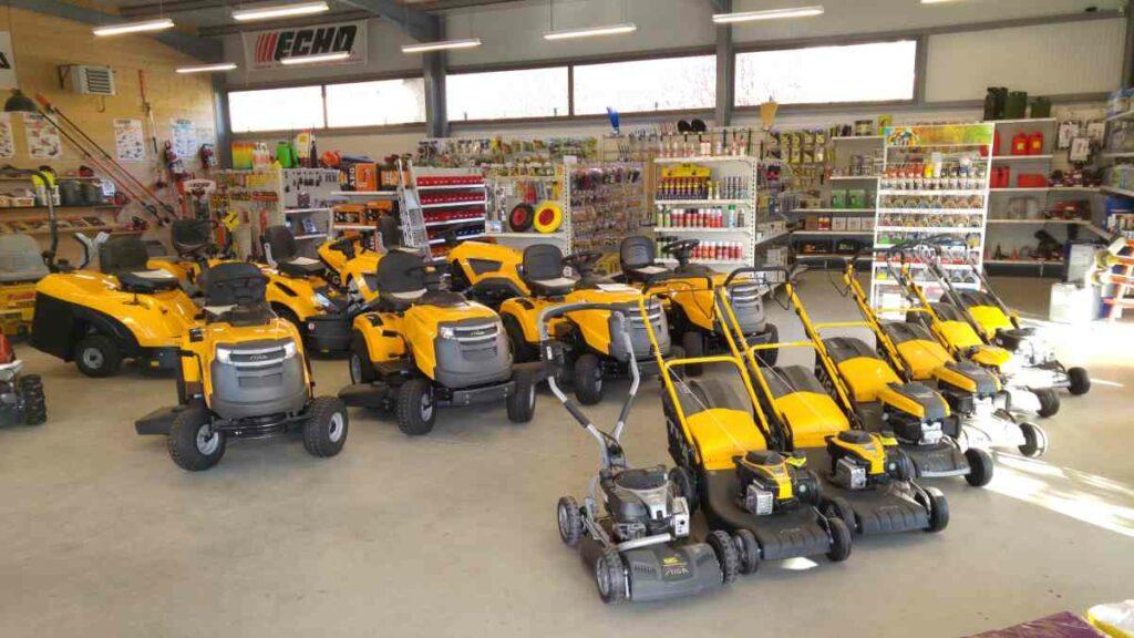 Motoculture - Ferronnerie Andrieu est spécialisée dans la vente et le conseil en équipements et matériels de motoculture à Cazals 15