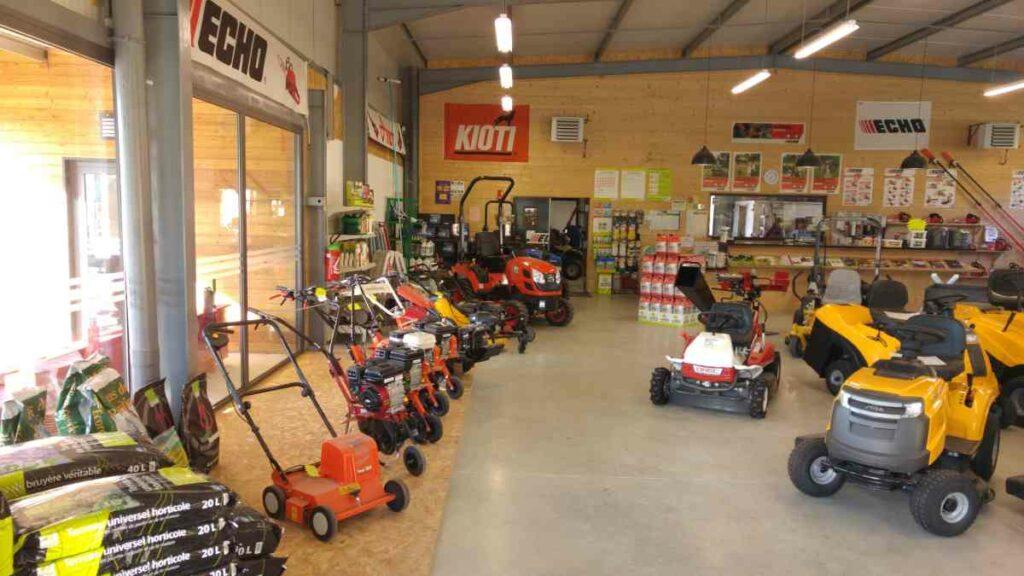 Motoculture - Ferronnerie Andrieu est spécialisée dans la vente et le conseil en équipements et matériels de motoculture à Cazals 14