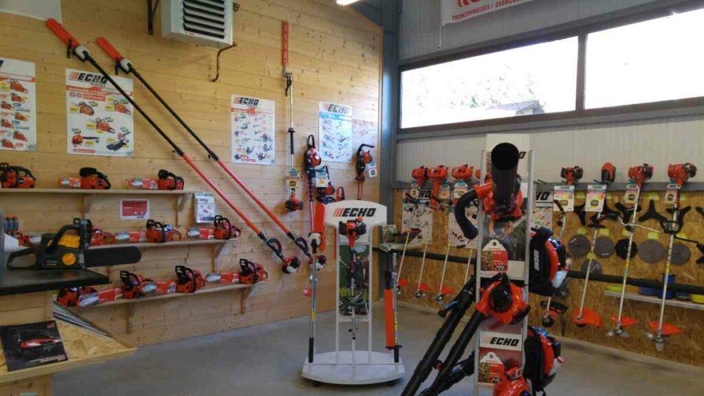 Motoculture - Ferronnerie Andrieu est spécialisée dans la vente et le conseil en équipements et matériels de motoculture à Cazals 13