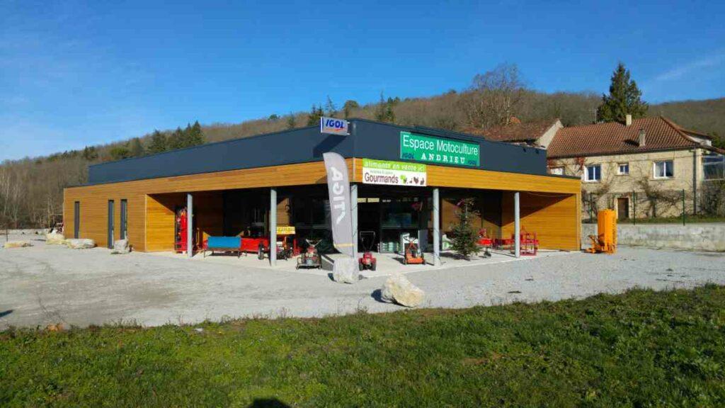 Motoculture - Ferronnerie Andrieu est spécialisée dans la vente et le conseil en équipements et matériels de motoculture à Cazals 11